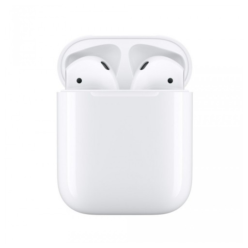Apple AirPods + AirPod Case - 2nd Generation - *New*