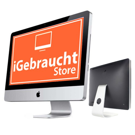 "Apple iMac 24"" A1225 Core2duo, 2,8GHz, 4GB, HDD 500GB"
