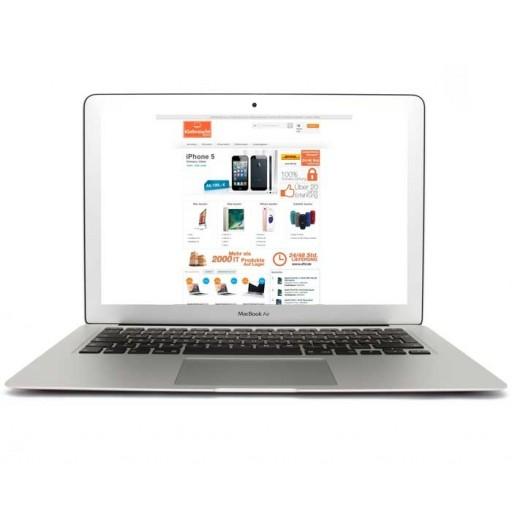 Apple MacBook Air 13,3 Zoll Laptop MD760D/A