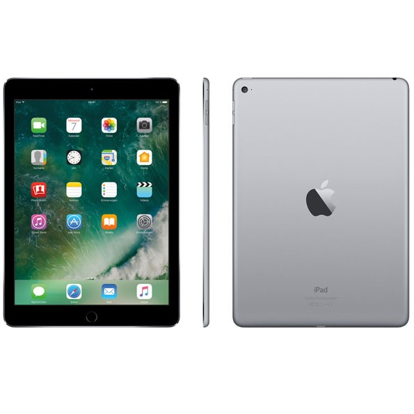 refurbished apple ipad air 2 64gb wifi wlan spacegrau. Black Bedroom Furniture Sets. Home Design Ideas