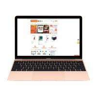 Apple MacBook 12 Zoll Laptop MRQN2D/A