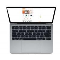 Apple MacBook Pro 13,3 Zoll Laptop  MPXQ2D/A
