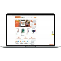 Apple MacBook Air 13,3 Zoll Laptop MREC2D/A
